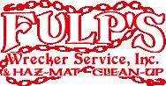 Fulp's Wrecker Service