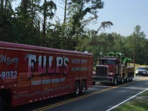 Fulp's Wrecker Service 132